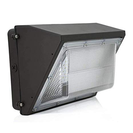 120w Led Wall Pack Light Fixture