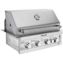 Built In Gas Grills Drop In Gas Grill Inserts Bbq Guys Natural Gas Grill Gas Grill Propane Gas Grill