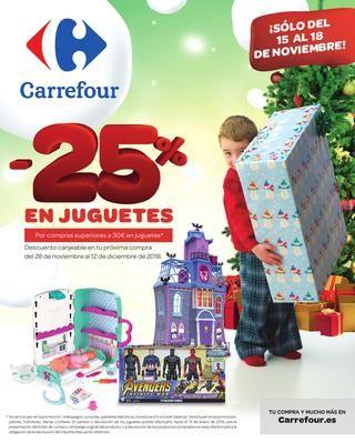 Cover Of Catalogo Carrefour Juguetes Caftan Maroc Caftan