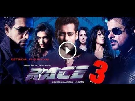 Watch Race 3 full movie Hd1080p Sub English Play For
