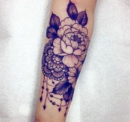 56 Trendy Tattoo Arm Vrouw Bloemen Tattoo Tattoo