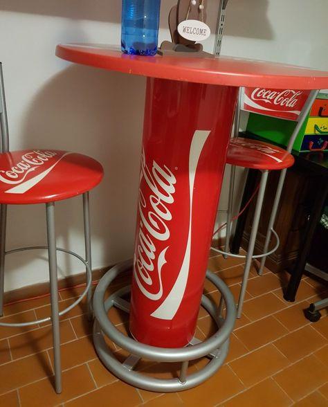 Sgabelli Coca Cola.Pinterest Pinterest