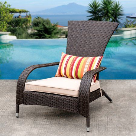 Patio Garden Yard Furniture Outdoor Chairs Outdoor Chaise Lounge Chair