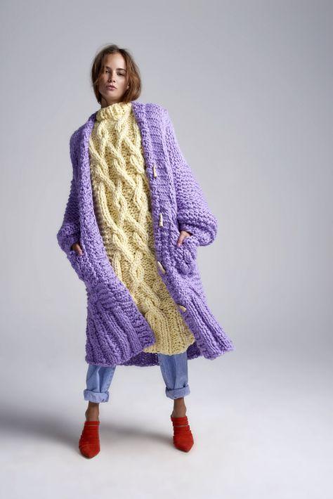 DIY Kit - Cable Dress - Merino No. 5 – Loopy Mango Intermediate Level