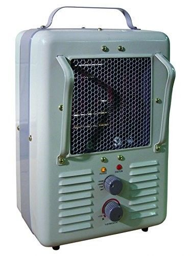 Fan Forced Portable Heater Milk House Style Fan 1500 1300w 120v Durable W Tpi Portable Electric Heaters Portable Heater House Heater