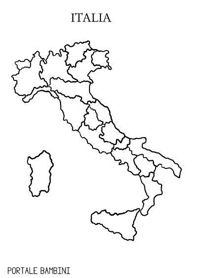 Cartina Del Portogallo Da Stampare.Cartine Mute Dell Italia Fisica E Politica Portale Bambini Mappa Dell Italia Bambini Geografia Ricordi Di Scuola