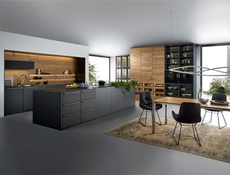 Kitchen Design Trends 2018   2019 u2013 Colors, Materials \ Ideas - leicht küchen katalog