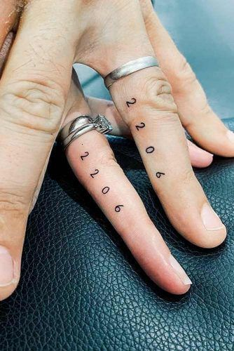 29 Incredible And Bonding Couple Tattoos To Show Your Passion And Eternal Devotion
