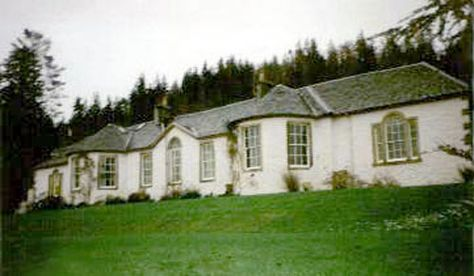 Boleskin House, formerly owned by Aleister Crowley, more recently by Jimmy Page