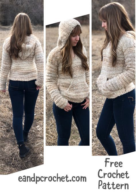 Pattern: The Butterbeer Pullover