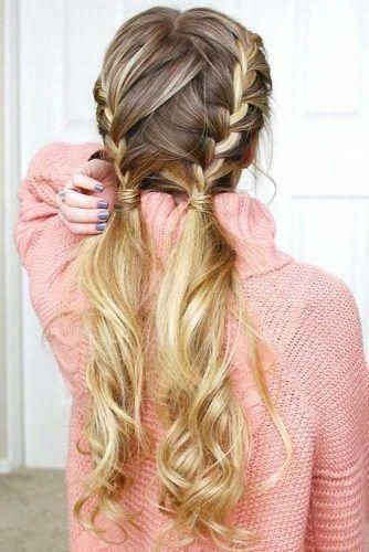 Pin On Long Hair Styles