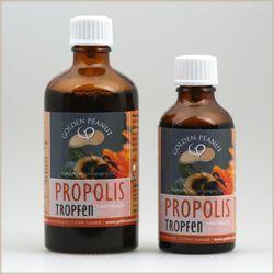 Golden Peanut Propolis Tropfen