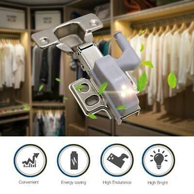 Sponsored Link Universal Inner Hinge Led Sensor Night Light Cabinet Wardrobe Door Switch Lamp In 2020 Sensor Night Lights Wardrobe Doors Door Switch