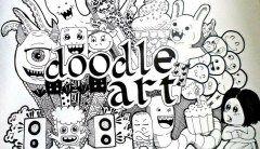 860 Koleksi Gambar Doodle Art Mudah Dan Keren Gratis