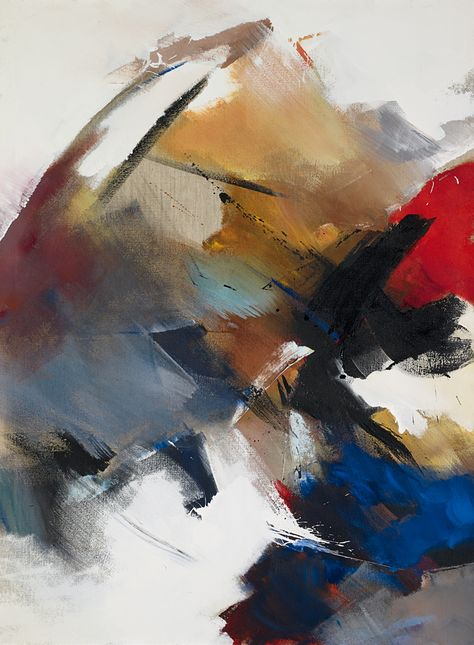 The works of French abstract painter Jean Miotte  (b. 1926, Paris) are associated with the art style known as L'Art Informel , which is ofte...