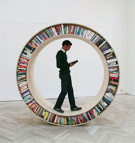 for the bibliophile on the go @Alex .