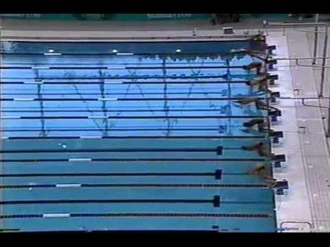 Jeux olympiques 1996 : Popov contre Gary Hall Jr, 100 nage libre