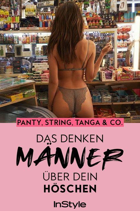 Unterschied zwischen tanga und string