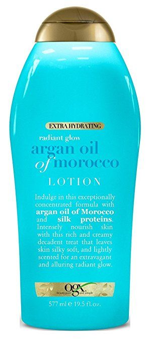 Ogx Body Lotion Argan Oil Of Morocco 19 5 Ounce 577ml 3 Pack