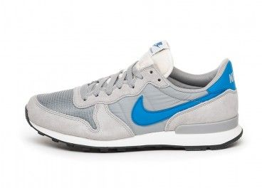 new release factory outlets newest Nike Internationalist (Matte Silver / Blue Spark - Sail ...