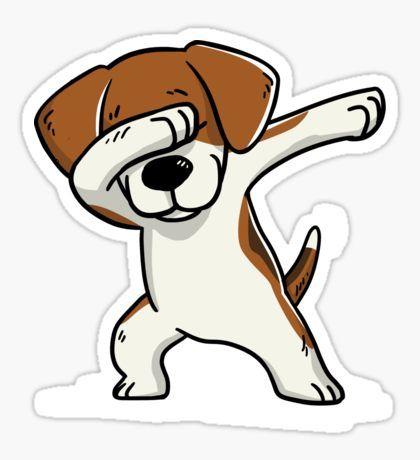 Dog Mom Stickers In 2020 Cute Dog Drawing Beagle Funny Cute