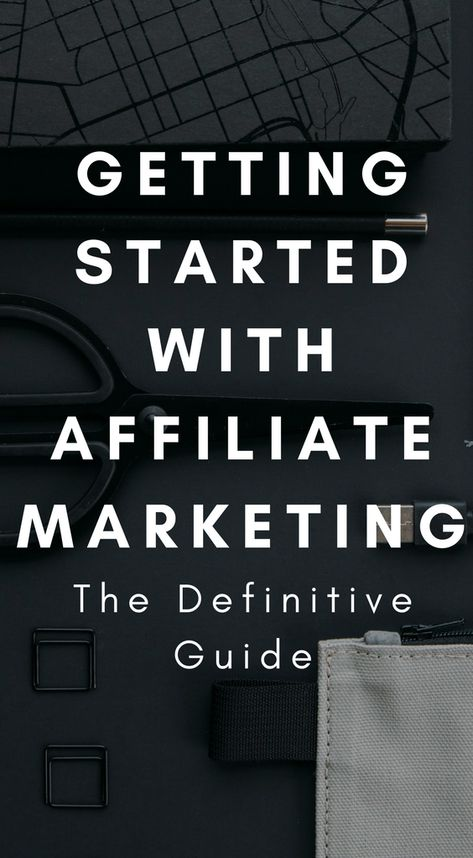 If you're interested in learning affiliate marketing, then you're in luck. I created this ultimate affiliate marketing guide for people just like you!