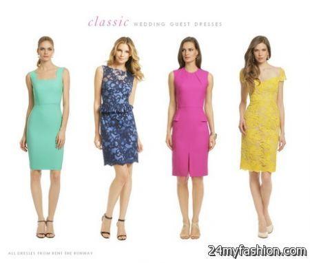 Summer Dresses Wedding Guests 2018 2019 Fashion Ideas Svadba