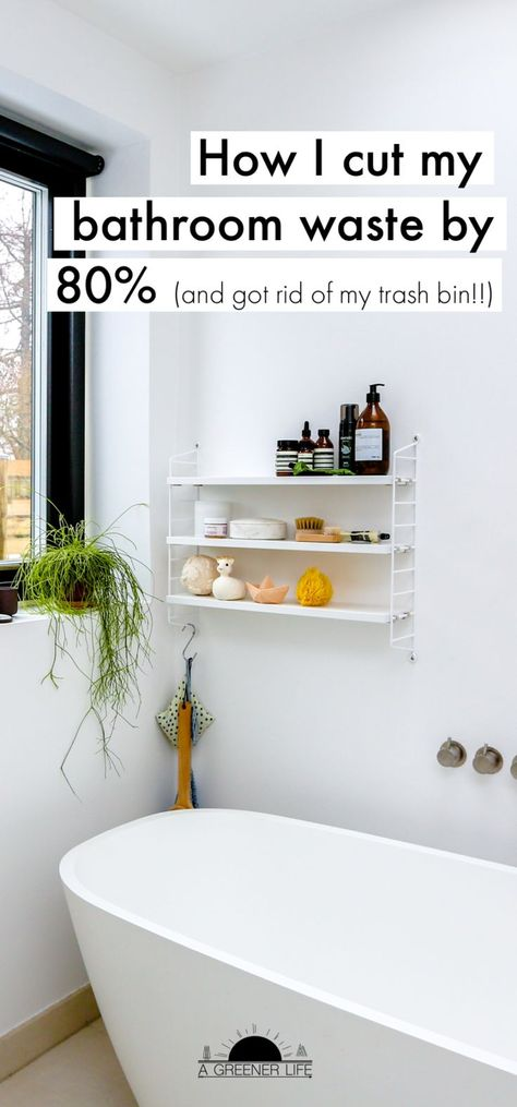15 Zero-Waste Bathroom Swaps To make Today
