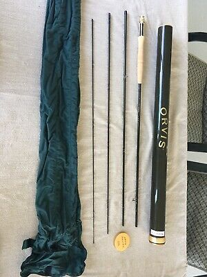 Ad Ebay Orvis Helios Zg 10ft 4wt Tip Flex 4pc Fly Rod Used In 2020 Fly Rods Orvis Rod