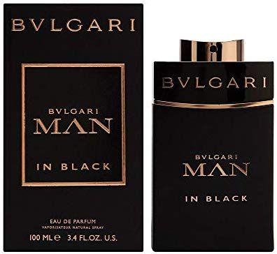 Amazon Com Bvlgari Man In Black Eau De Parfum Spray For Men 3 4 Ounce Beauty Men Perfume Bvlgari Man In Black Bvlgari Eau De Parfum