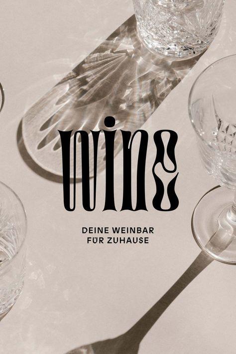 wine — Wein Packaging + Branding by Mindt Design Studio