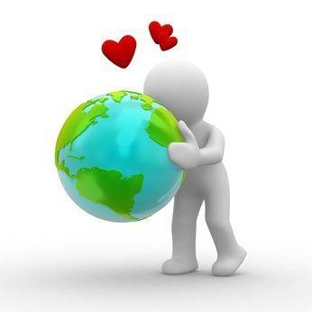 Des Petits Gestes Simples Au Quotidien Executes Par Tout Le Monde Feront La Difference Jour De La Terre Jour De Fete Sauver La Planete