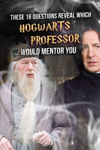 Answer These Questions & Find Out Which Hogwarts Professor