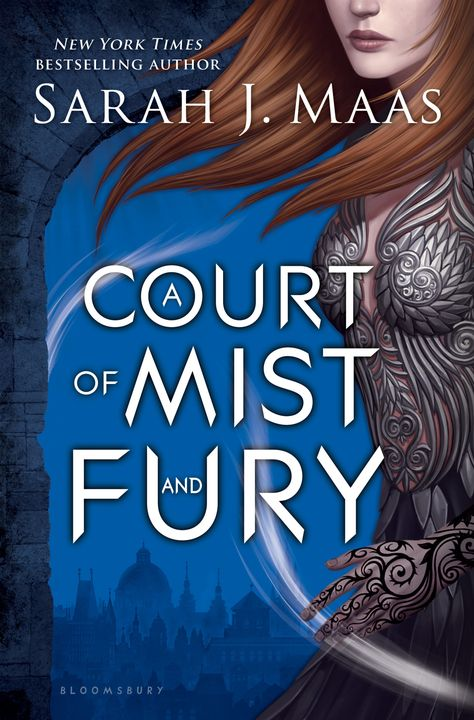 The Us Cover For A Court Of Mist And Fury Out May 2016