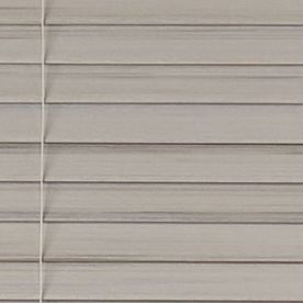 A R 2 In Cordless Driftwood Gray Faux Wood Blinds Common 36 In Actual 35 5 In X 64 In Lowes Com Wood Blinds Faux Wood Blinds Faux Wood