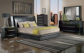 bedroom furniture-the dimora collection-dimora queen bed | hello