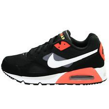 top brands picked up offer discounts Nike Air Max IVO Men's Sportswear Shoes 580518 016 Black White ...