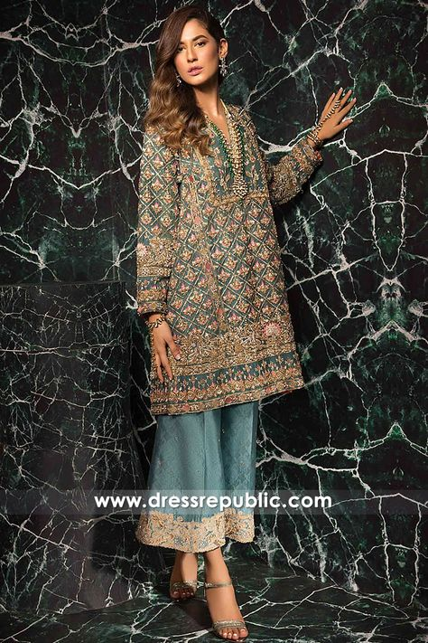 Made-to-measure high quality Pakistani Fashion Dresses at Dress Republic
