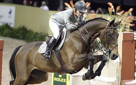 Meredith Michaels Beerbaum riding Shutterfly | Horses, Cute ponies ...