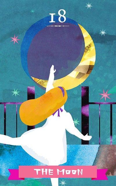 サツキメイ 恋のananタロット占い 3月の恋愛運 Peachy ライブドアニュース Tarot Disney Characters Reference Images