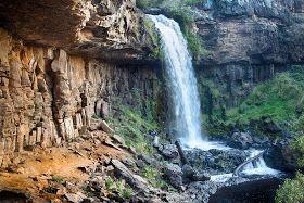 Letters Tumbarumba Falls