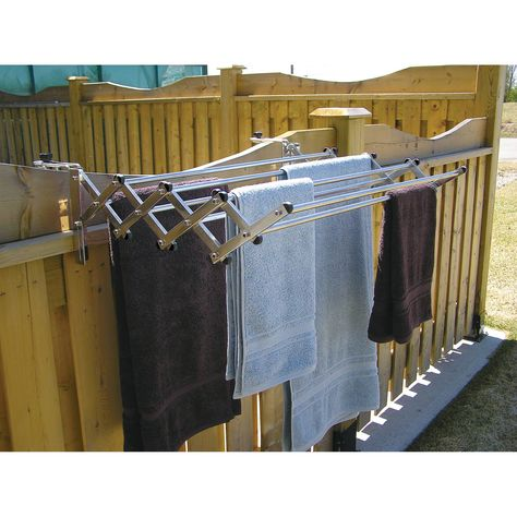 Wall Mounted Drying Rack, Pool Shed, Pool Storage, Kayak Storage, Laundry Rack, Laundry Dryer, Clothes Drying Racks, Clothes Dryer, Diy Clothes