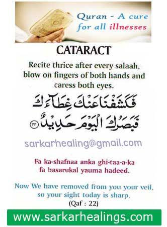 Left Eye Twitching Islam : twitching, islam, QURANI, Problems, Cataract, Islamic