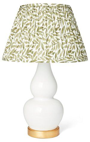 Spring Leaf Lampshade Green Now 154 50 194 50 Was 195 00 245 00 Light Accessories Lamp Green