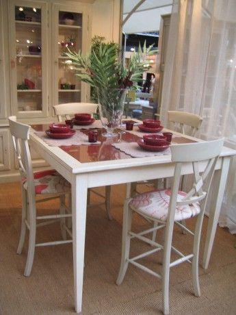 table de salle a manger en bois massif