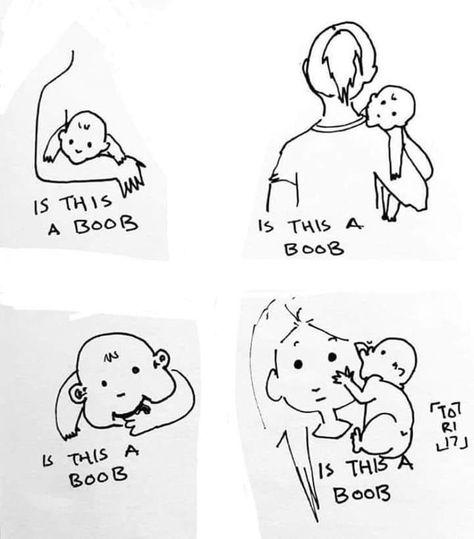 My 2 week old is like ... : breastfeeding