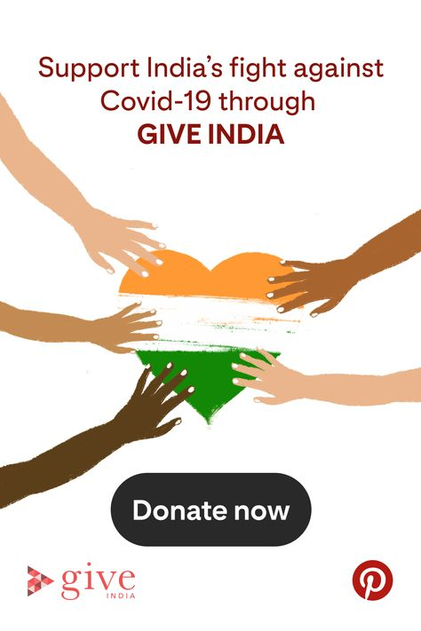 Help support India's fight against Covid-19 through GiveIndia.