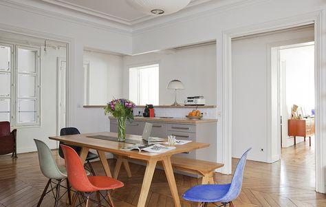 Open space: come dividere cucina e soggiorno | Open space ...