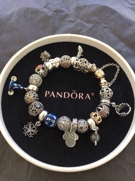 braccialetto pandora donna disney