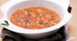Receta De Sopa De Picadillo Karlos Arguiñano Receta Sopa De Picadillo Recetas De Sopa Sopas De Carne